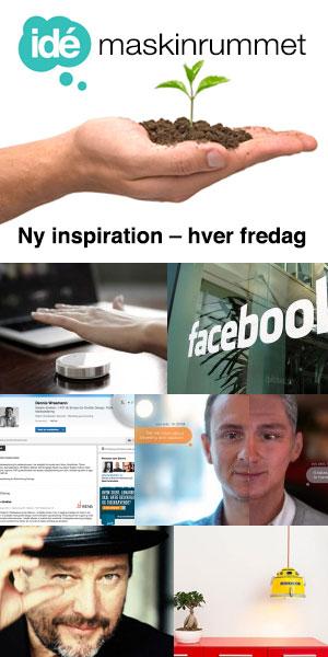 Idemaskinrummet - Nyheder om design, kommunikation, internet, salg